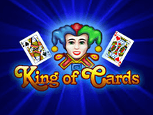 Играть King Of Cards  онлайн