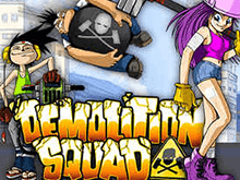 Играть Demolition Squad онлайн